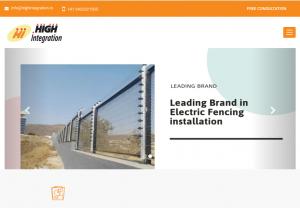 High integration website Home Page