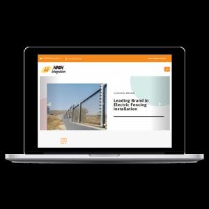 High Integration website